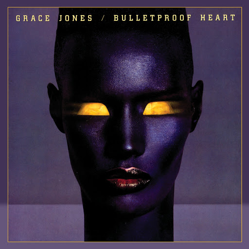 Grace Jones альбом Bulletproof Heart (Remastered)