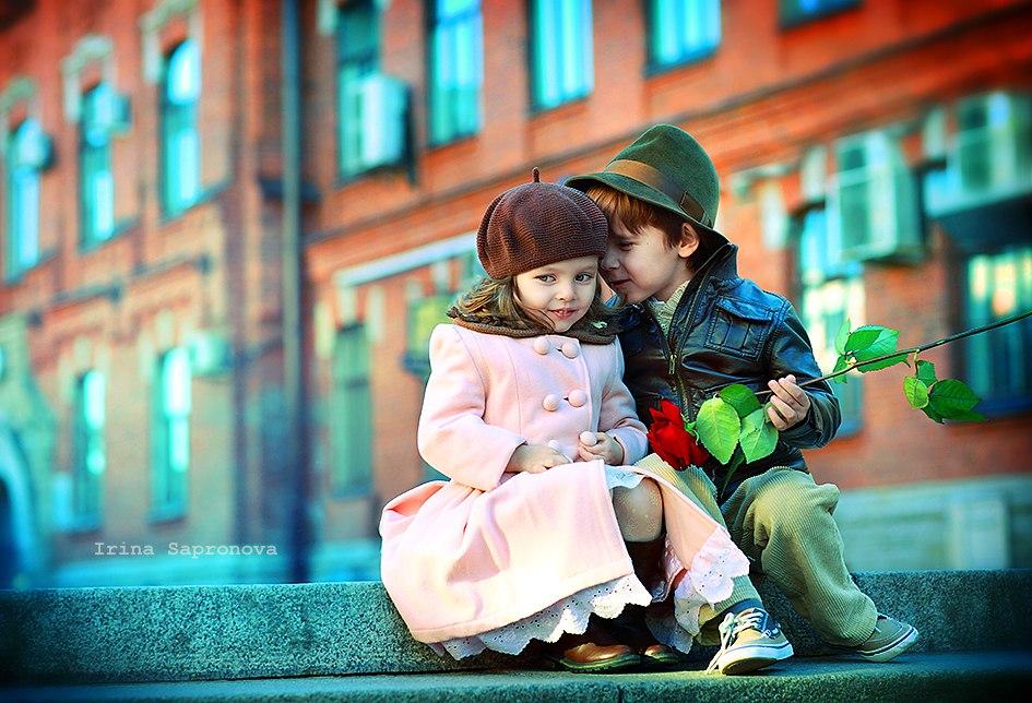 красивые фото с детьми