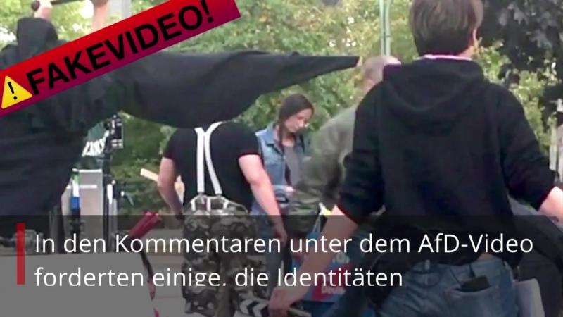 Schlecky Silberstein AfD Mann taucht nach Satire Video bei Blogger Zuhause auf Kultur FOCUS Online