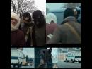 КАНЦЕЛЯРСКАЯ КРЫСА. НАША БАНДА РОСГВАРДЕЙЦЕВ сцены 3,4,5,6,7 серии.