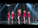 대즐링 레드 (Dazzling Red) [그 사람] @SBS 2012 가요대전 The Color of K-pop 20121229