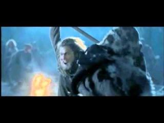 AMON AMARTH - FREE WILL SACRIFICE (Volkodav movie)