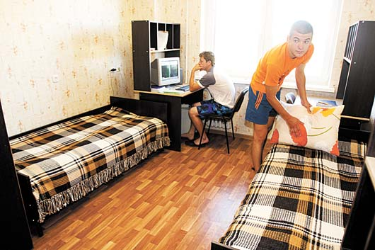 фото общежития бгпу