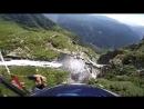 Speedfly катание в горах