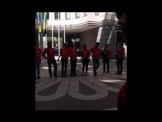 Վերադարձ ազգագրական երգի պարի համույթ