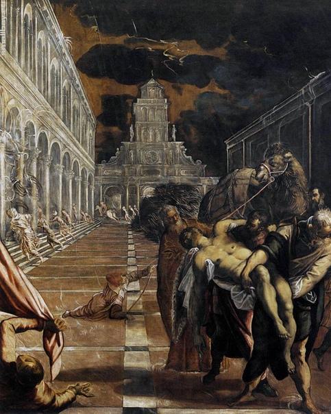 Якопо Тинторетто. В этом году отмечается 500 лет со дня рождения мастера. Сегодня мало кто знает художника Якопо Робусти, а вот его звучный псевдоним знаком, наверное, каждому Тинторетто