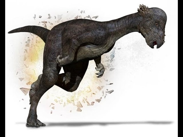 Primeval - Pachycephalosaurus