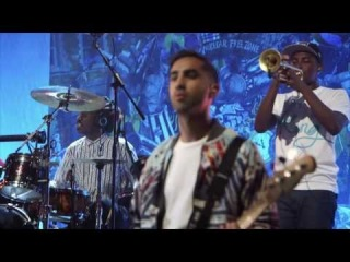 Rudimental perform 'Feel the Love' | BRITs Sessions 2014