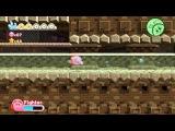 Kirby's Return To Dream Land 6-4 - По трубам