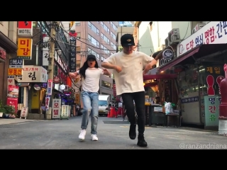 IM THE ONE - DJ Khaled ft Justin Bieber Dance - Ranz and Niana