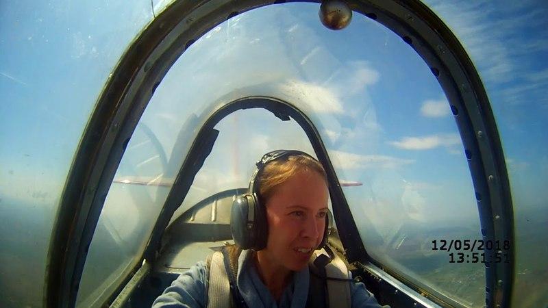 Полёт на самолёте ЯК-52