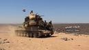 خاص عدسة الإعلام الحربي تواكب عمليات الجيش السوري وتوثق تقدمه باتجاه تلول الصفا ببادية السويداء