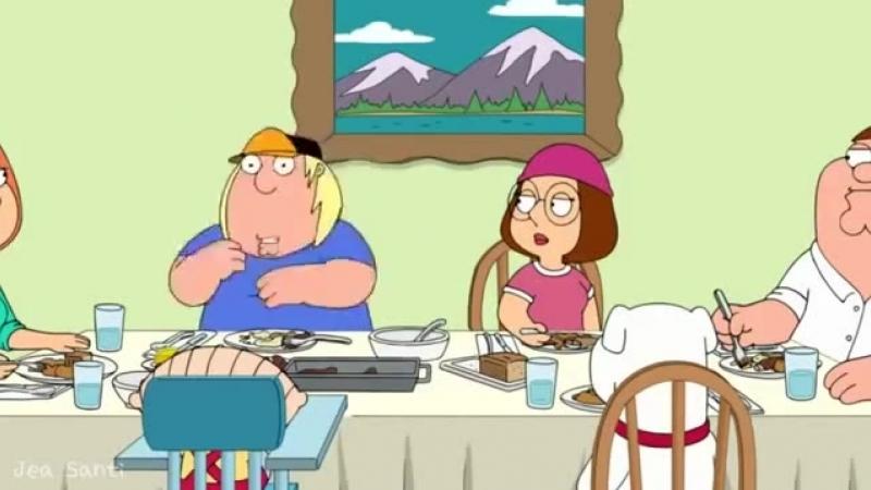 Гриффины Lois is Jealous of Chris Girlfriend