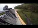 30.09.2018 г. Прыжок с чертово моста. Давыдова МЕГА позер.