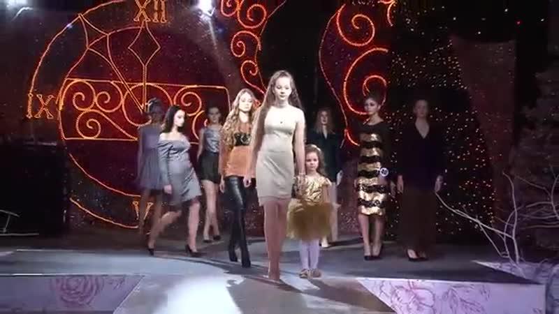 Дизайнерская коллекция нарядных платьев Е. Верневой