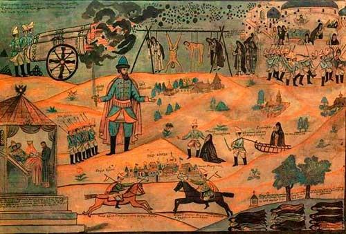 Соловецкое восстание 1668-1676