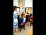 Занятия на Старой Деревне   Школа парикмахеров СПб