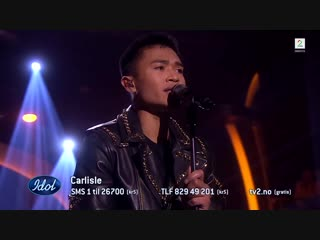 Carlisle nailer sin Michael Jackson hyllest og får masse skryt ¦ Idol Norge 2018