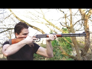 Umarex Walther Lever Action Co2 177 Air Rifle Review