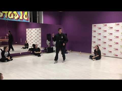 Practice Time Hip Hop Dance Mike Aaren