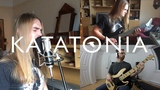 Katatonia - Day cover (Shoegaze Post Rock Gothic Metal)