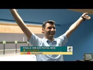 Finals 10m Air Pistol Men - World Cup Series 2011, Rifle & Pistol Stage 6, Munich (GER)