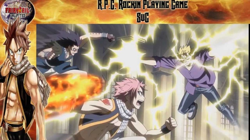Fairy Tail Opening 4 ~ R P G by SuG