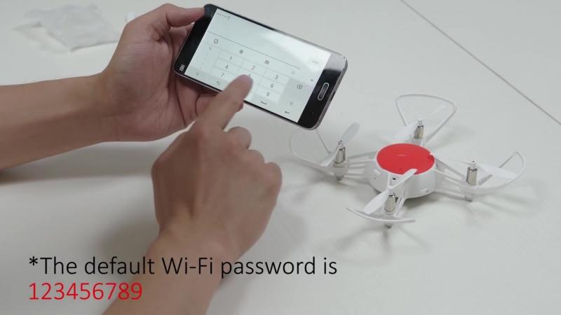 Дрон Сяоми Xiaomi Mitu Mini Drone - убийца DJI Tello