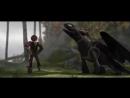 Смешной момент из мультфильма Как приручить дракона 2