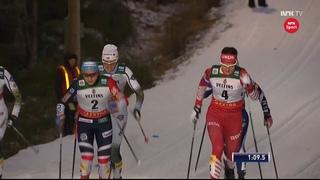 — Кубок мира по лыжным гонкам — Юлия Белорукова выиграла спринт классикой — Рука-Куусамо 2018