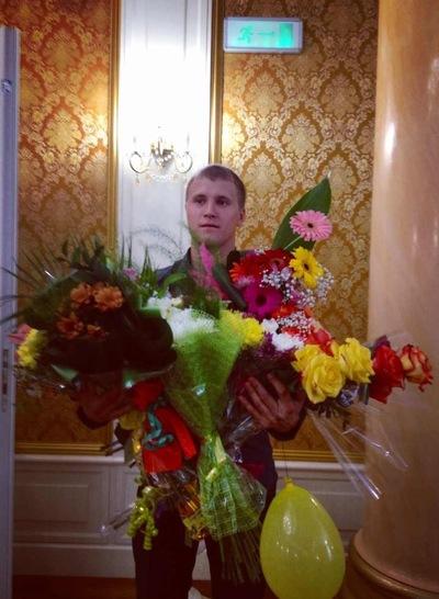 Антон Костылев, 24 февраля 1991, Тюмень, id119069589