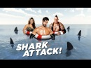 [KCALW] SHARK ATTACK! - Superstars & Divas go shark diving - Outside the Ring - Episode #40