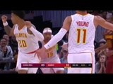 Vince Carter Flushes Two-Hand Dunk vs. Cavs (Almost 42-Years-Old)