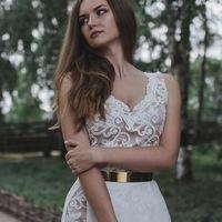 Анкета Алена Корякина