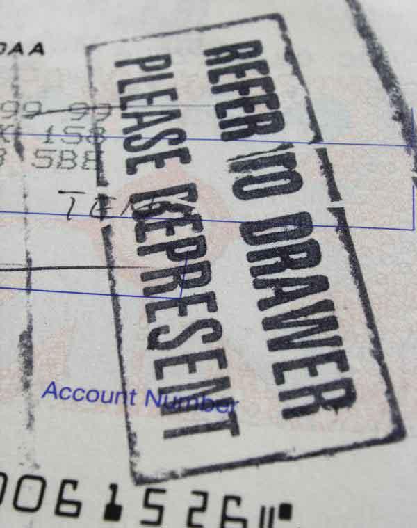 В США банковский проект чаще упоминается как кассовый чек.