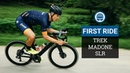 Trek Madone SLR Disc - Aero Bike Gets Better Brakes Adjustable IsoSpeed
