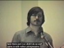 Rare presentation given by Steve Jobs on 1980