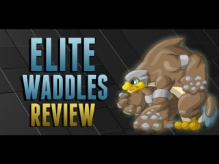 Elite Waddles Review - Miscrits VI