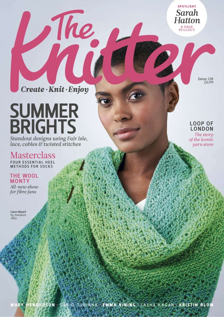 The Knitter – May 2019