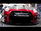 Amazing Custom Nissan GTR Exterior Walkaround Auto show(1)