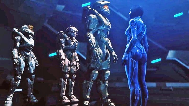 Halo 5 Guardians 11: Finalmente Encontrei a Cortana!