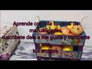 Reciclando, cajas de fruta, aprende con lola
