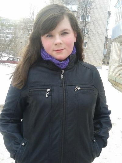 Екатерина Сапрыкина, 3 мая , Рыбинск, id70495157