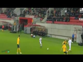 SLO 4-0 LITH 2018 FIFA WCQ