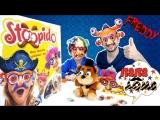 Папа Дома • Папа РОБ и Ярик снова играют с Фредди (Five nights at Freddy's). Игра Stoopido!