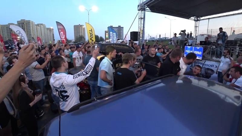 Aвтозвук I ENVY Car Bombs I Чемпион России - Вадик Кох I RASCA KAZAN 2018