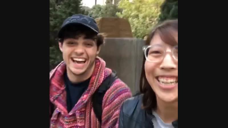 От поклонницы с Лос-Анджелеса (14.10.2018)