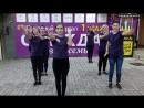 """Зажигательные танцы в магазине """"Семейный квартал"""""""