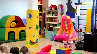 Кем быть обучающий спектакль в детском саду от Мультиклоунов