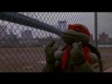 Черепашки-ниндзя 2 Тайна изумрудного зелья Teenage Mutant Ninja Turtles II The Secret of the Ooze (1991) 720p